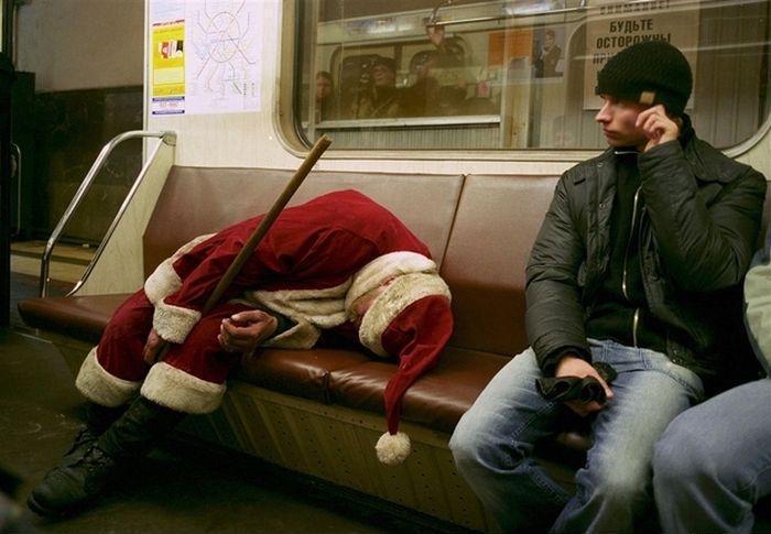 Droge Weihnachten | Miesepeters