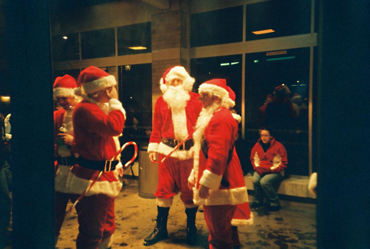 Feindbild Weihnachtsmann