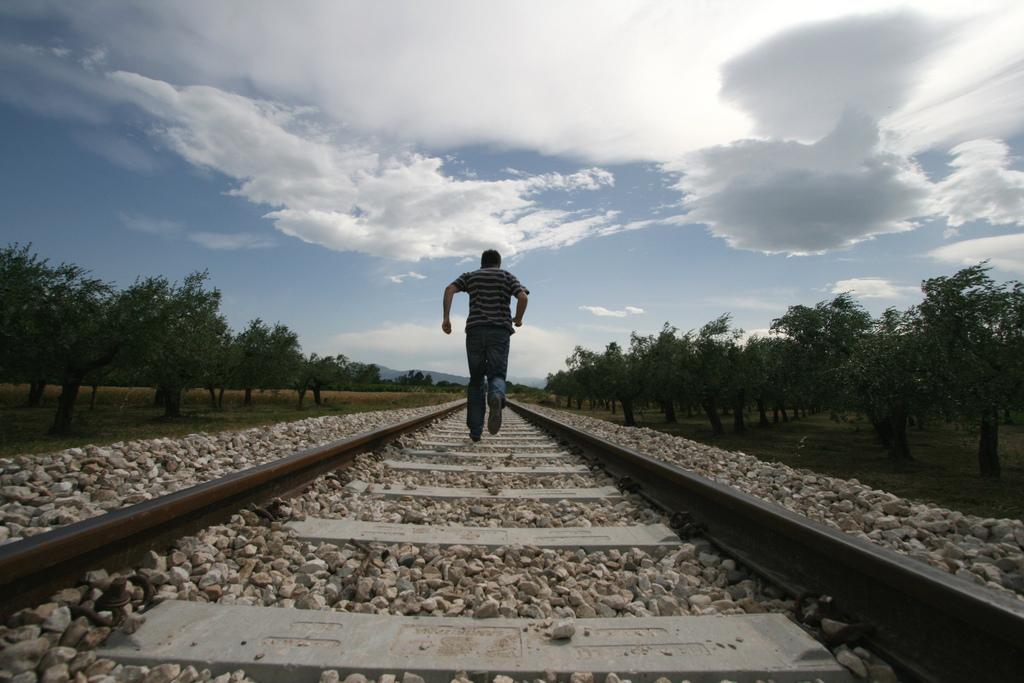 Flucht nach vorn | Miesepeters