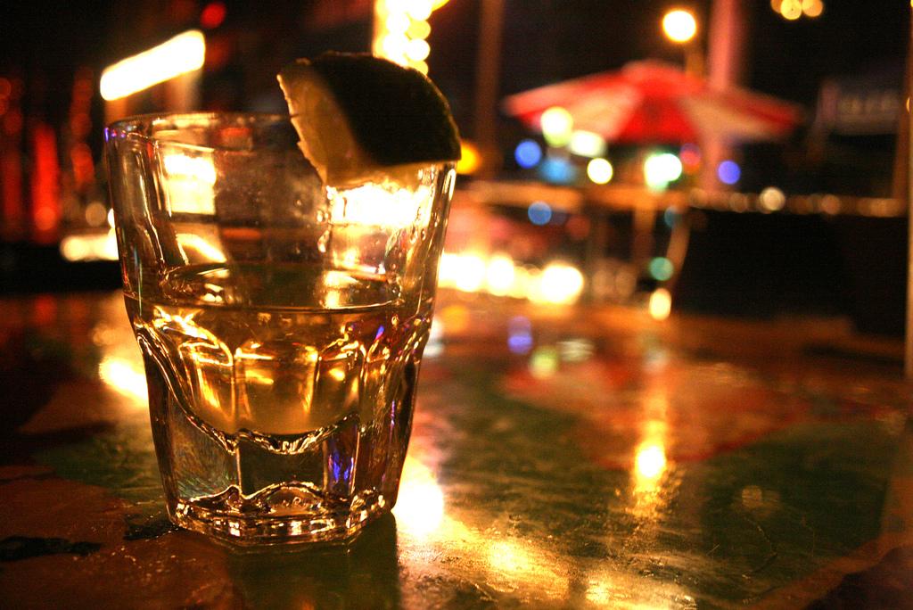 Wie man Tequila nicht trinkt