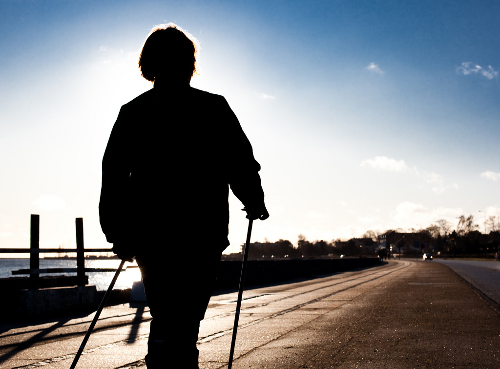 Nordic Walking Selbstversuch