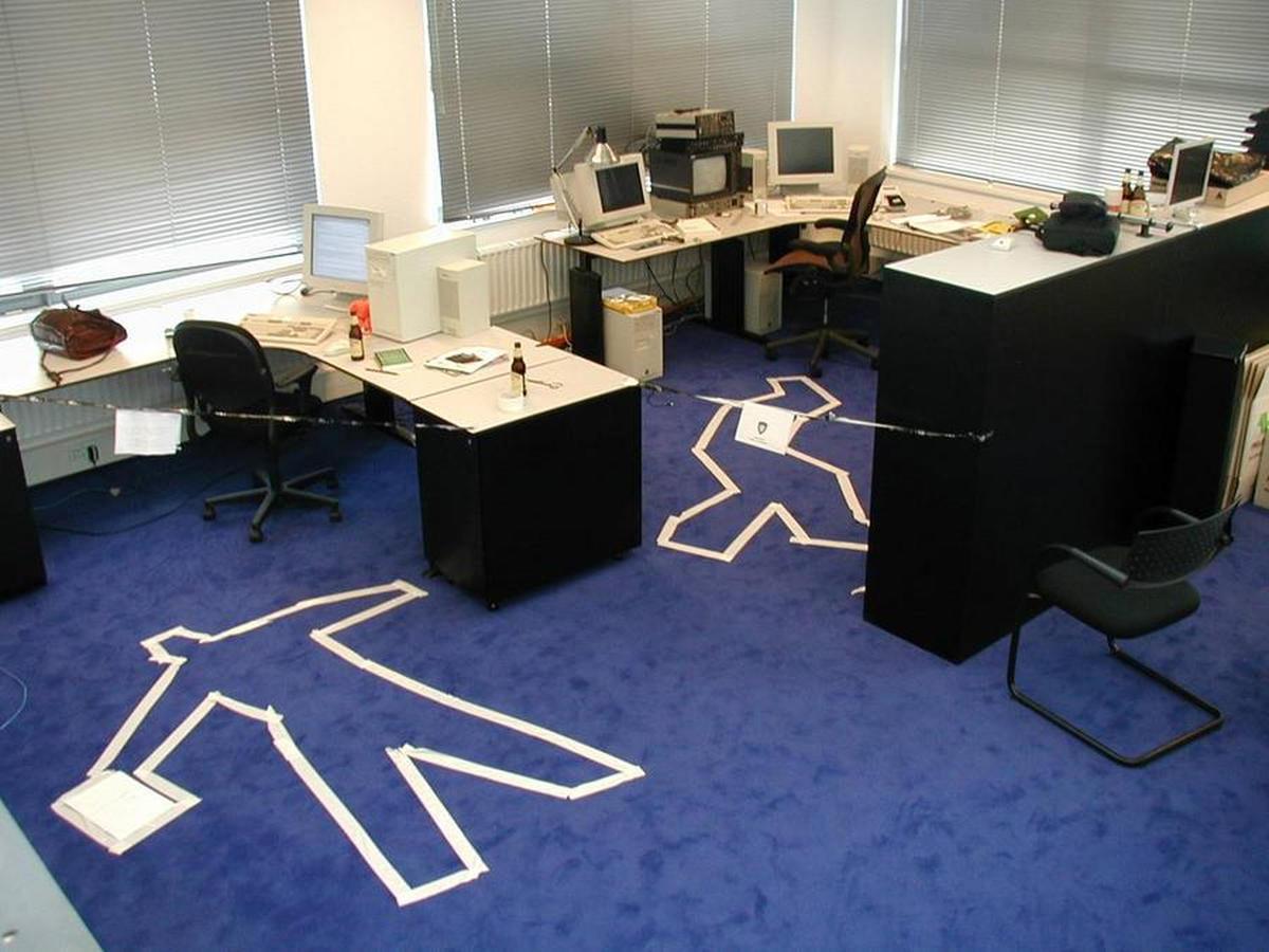 Beitragsbild: How to survive »Büro«
