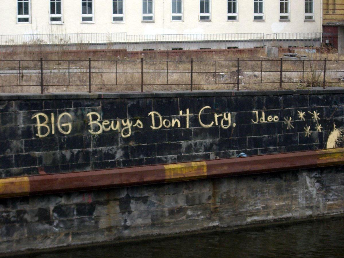 Beitragsbild: Was würde Beuys tun