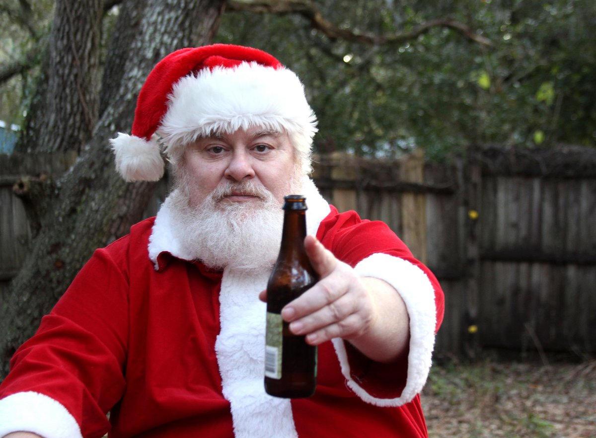 Beitragsbild: Schlimme Berufe Weihnachtsmann
