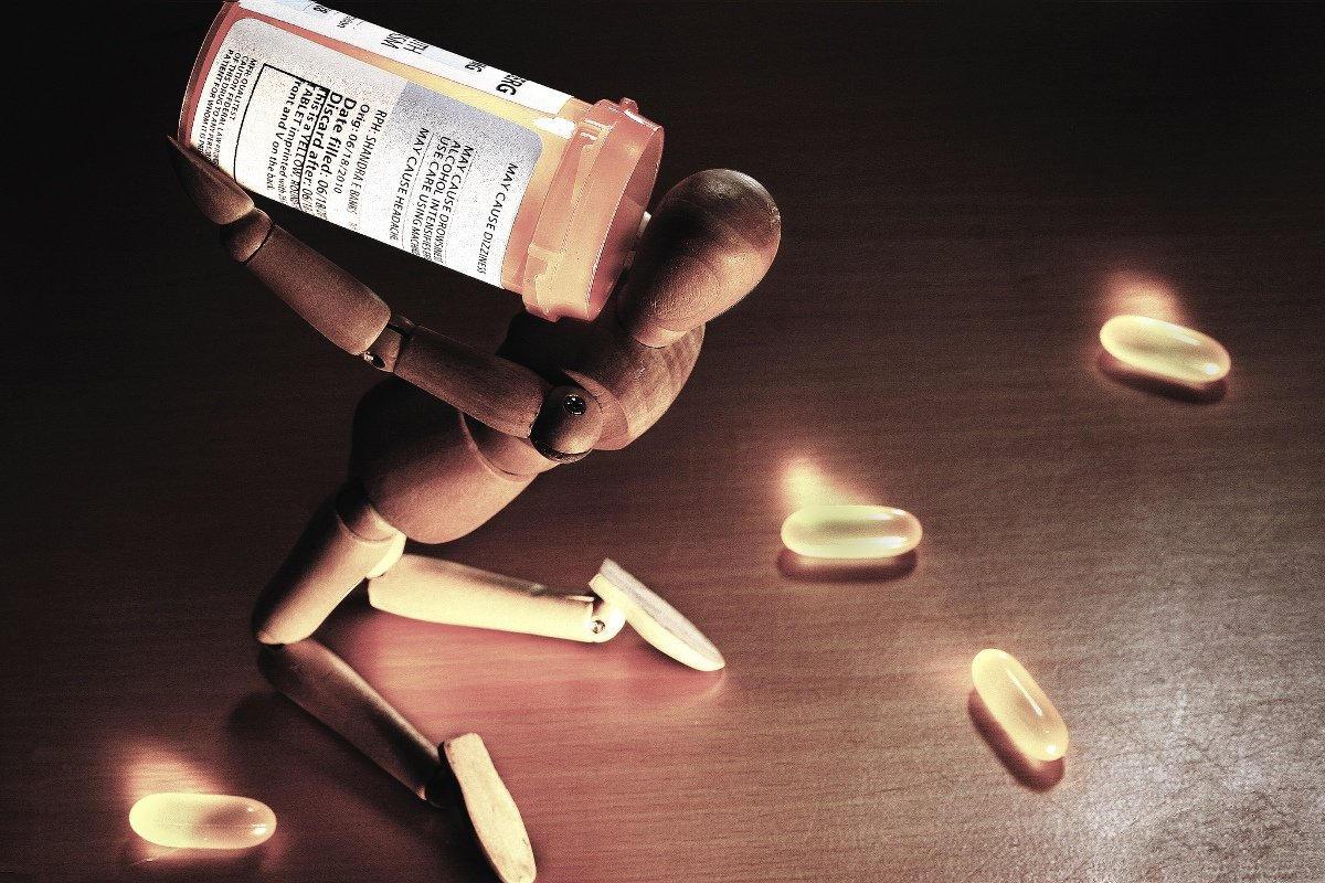 Beitragsbild: Sind Drogen eine Lösung