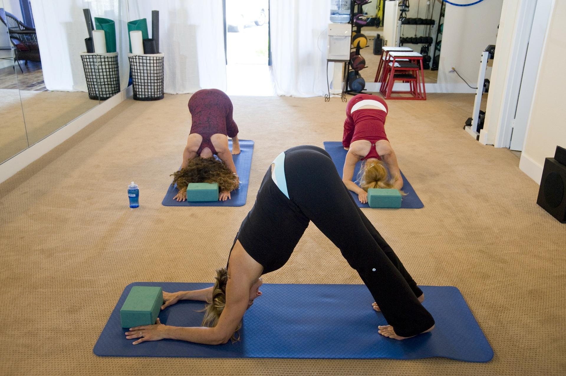 Beitragsbild: Nie wieder Yoga oder wie Yoga mich zur Vernunft brachte