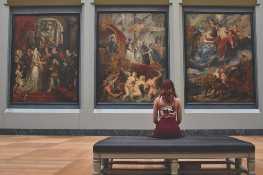 Beitragsbild: Schlimme Berufe Museumswärter