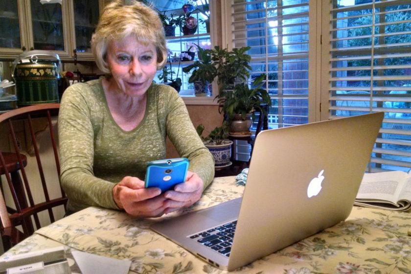 Beitragsbild: Moderne Zeiten oder wie meine Eltern sich ein Smartphone kauften