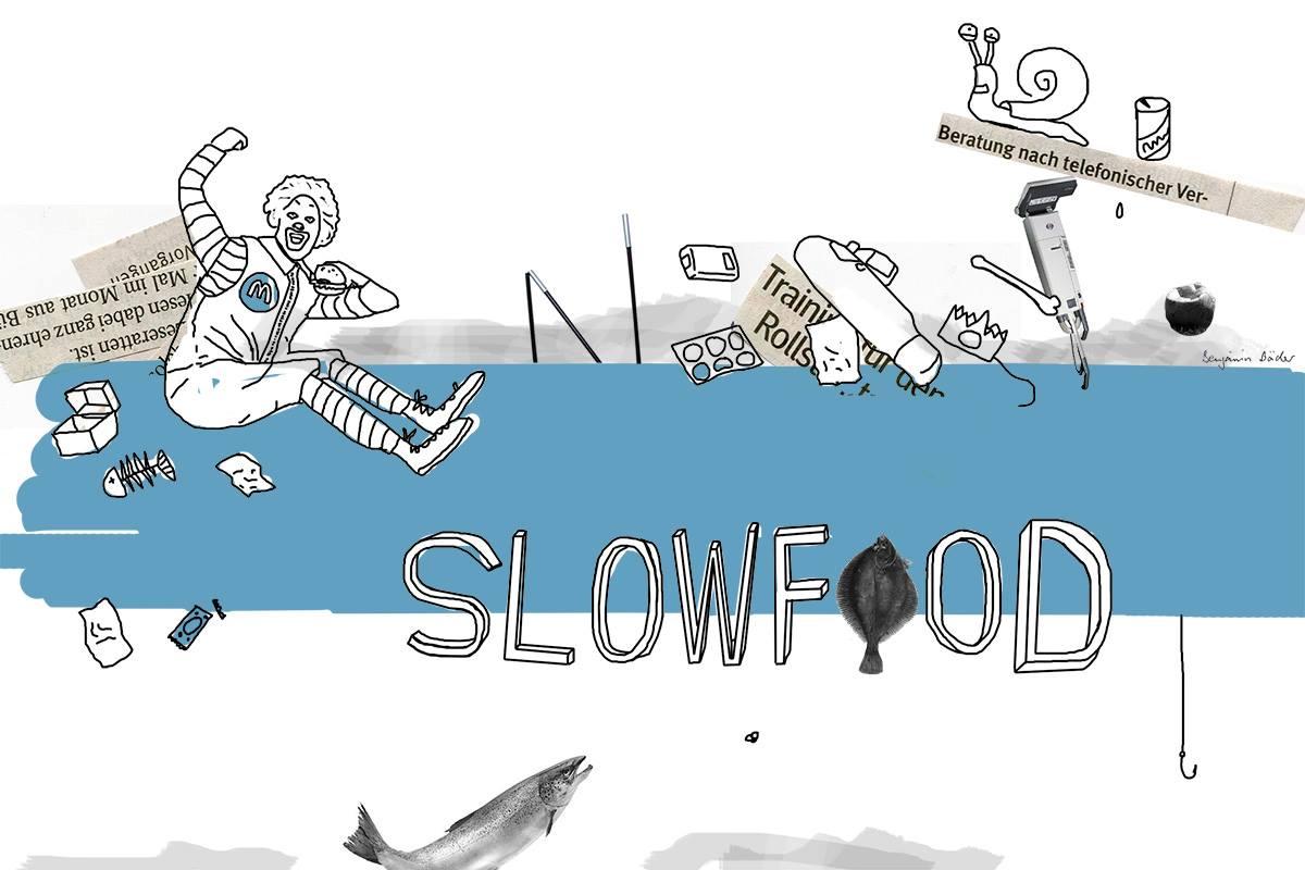 Beitragsbild: Slow Food, Fischmonat Oktober