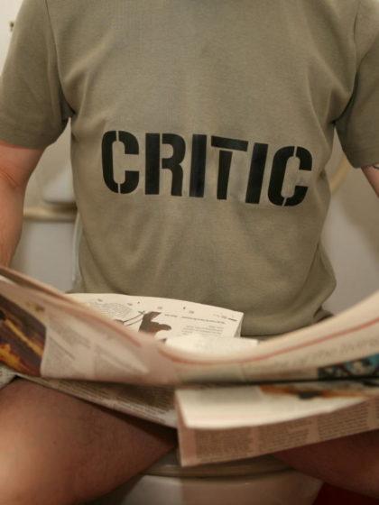 Beitragsbild: Wie man mit Kritik umgeht