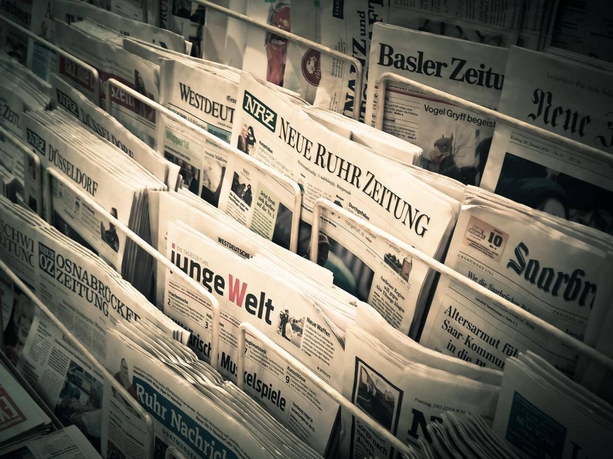 Beitragsbild: Wie sich unsere Nachrichtenportale selbst ruinieren