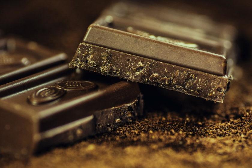 Beitragsbild: Wer mag schon Zartbitterschokolade