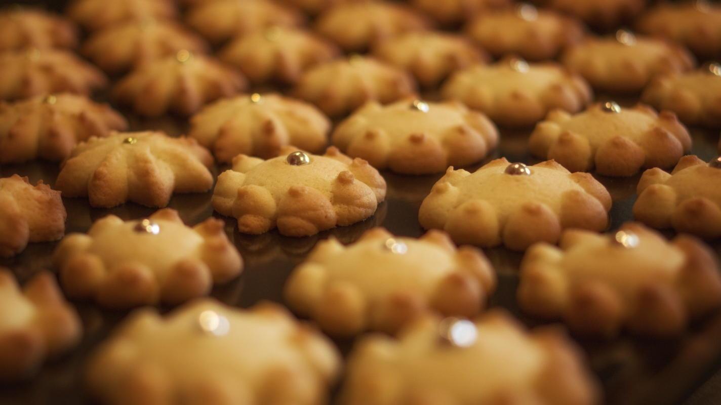 Beitragsbild: Weihnachtskekse gehen mir auf den Keks