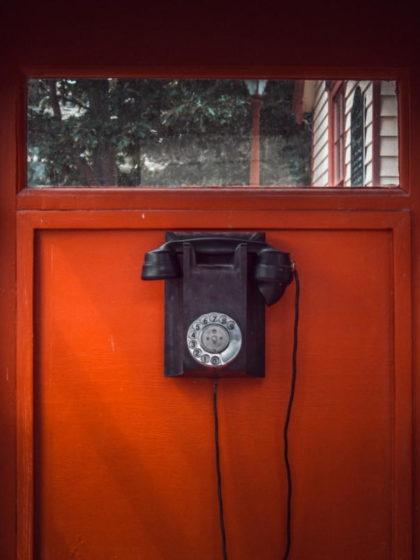 Beitragsbild: Sprich oder stirb - Warum ich Telefonate hasse