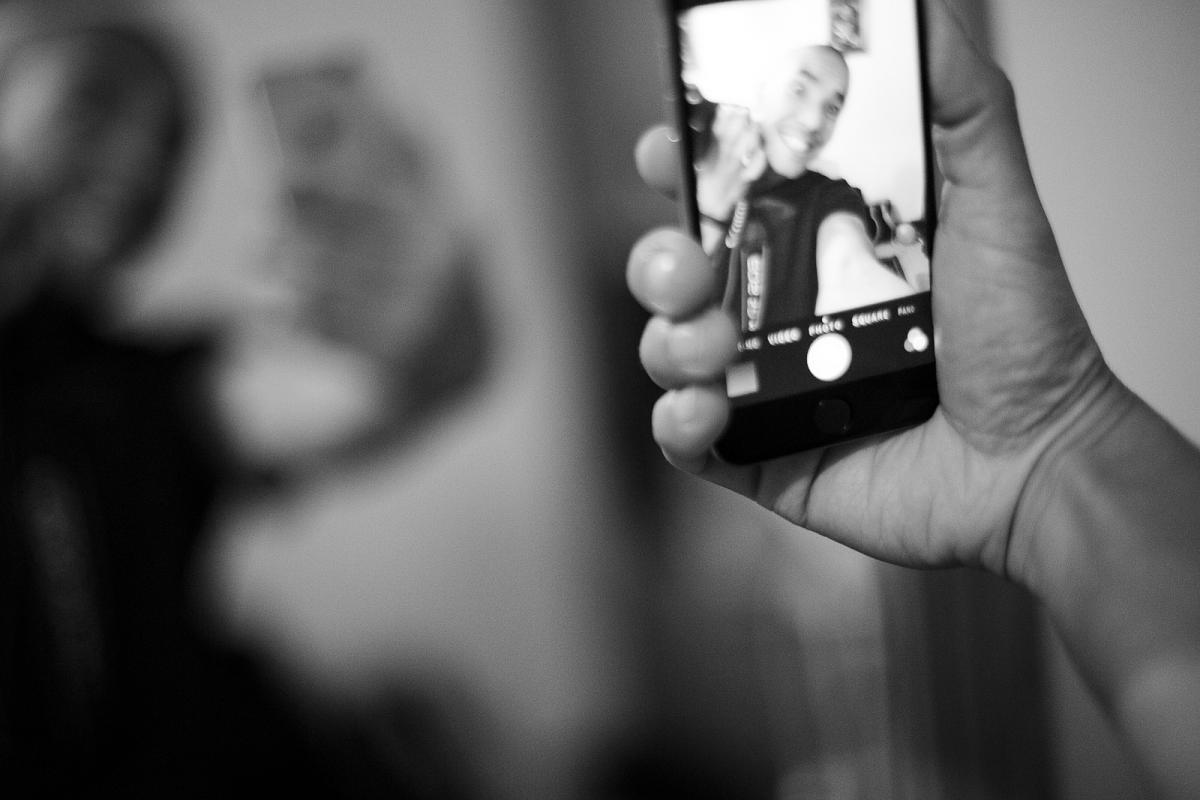 Beitragsbild: Ein Bildschirm ist auch nur ein Spiegel